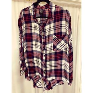 Bobeau Button Down Shirt